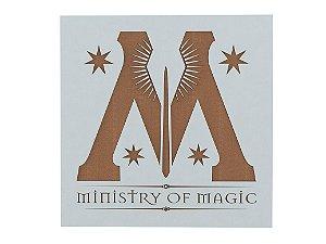 Quadro Harry Potter Mistério da Magia