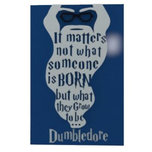 Quadro Dumbledore - Harry Potter