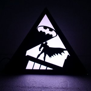 Luminária Batman
