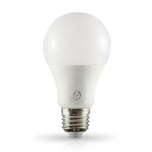 Lâmpada Led 9w Bulbo Soquete E27 Bivolt Casa Comércio