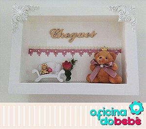 Quadro Enfeite de Porta Maternidade Bebê - 301516