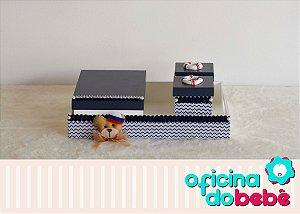 Bandeja MDF Urso Marinheiro  - 100726