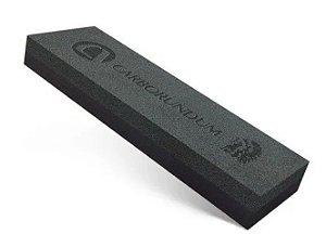 Pedra Afiação Pequena Carborundum Combinada 120 \ 320 Dupla
