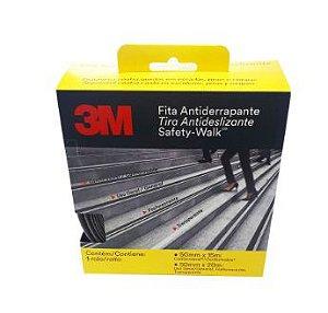 Fita Antiderrapante SAFETY WALK 3M Transparente / CLEAR - 50MM X 20M