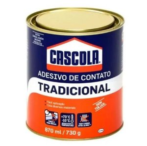 Cola De Contato Tradicional Cascola 730g