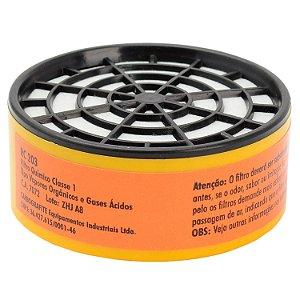 Filtro para Respirador RC203 Carbografite