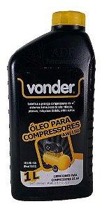 Óleo Lubrificante Para Compressor 1 Litro Aw150 Vonder