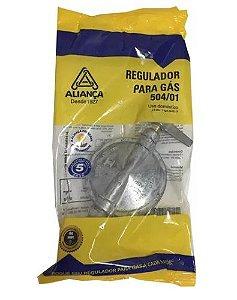 Regulador Registro Para Gás 504/1 Aliança