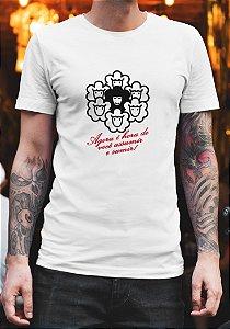 Camiseta Masculina - Ovelha Negra