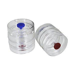 Cassete (Porta Filtros) 3 Secções