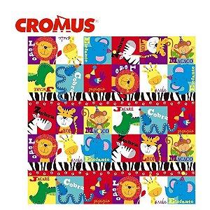 Saco de Presente CROMUS - Safari Animal