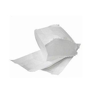 Saco de Papel Monolúcido para Lanches/Doces/Pipoca - Pacote c/ 500 unid