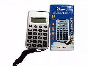 CALCULADORA KENKO KK-8990 - Calculadora de Bolso