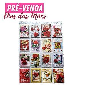 Pré-Venda | Cartão Decorado Dia das mães