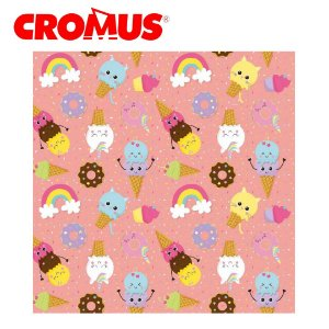 Saco de Presente CROMUS - Doçura Colorida