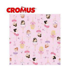 Saco de Presente CROMUS - Espetáculo Rosa