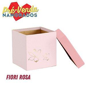 Pré-Venda Namorados | Cachepot Paper Quadrado 15x15x15 - 6un.