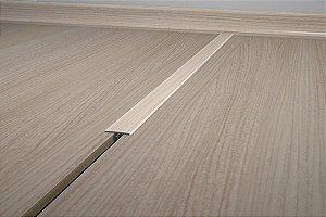 Eucafloor perfil para porta junção mesmo nivel COR n.º 17 -  preço por barra com 1,80 metros lineares