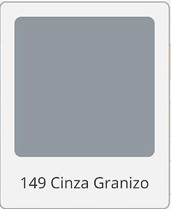 Eucatex Tinta Acrílica Rendimento Extra lata 18 lts Cinza Granizo rende até 500m² por demão