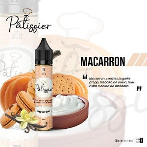 Líquido Pâtissier - Macarron
