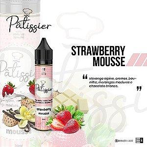 Líquido Pâtissier - Strawberry Mousse