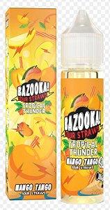 Líquido Bazooka! - Sour Straws - Mango Tango