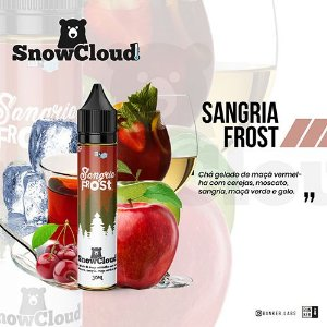 Líquido SnowCloud - Sangria Frost