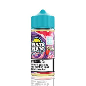 Liquido Mad Man - Twisted Iced Out - Grape Strawberry