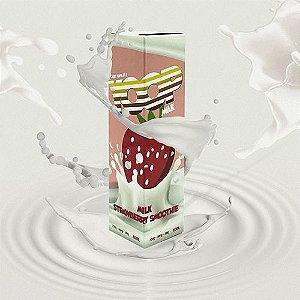 Liquido Yoop Vapor - Milk - Milk Strawberry Smoothie