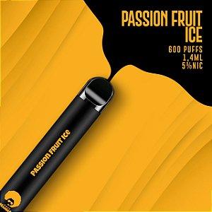 Pod descartável Puff Mamma- Fix - 600 Puffs - Passion Fruit Ice