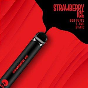 Pod descartável Puff Mamma- Fix - 600 Puffs - Strawberry Ice