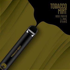 Pod descartável Puff Mamma- Fix - 600 Puffs - Tobacco Mint