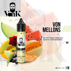 Líquido VonK - Von Mellons