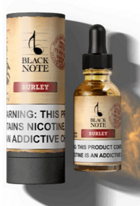 Líquido Black Note - Burley (Forte)