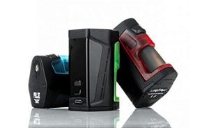 Mod Pulse Dual 18650 220w Squonk Tony B Project - Vandy Vape