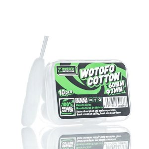 Algodão Cotton Organic - Wotofo