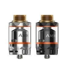 Atomizador Ammit Rta Dual Coil  20mm - Geekvape