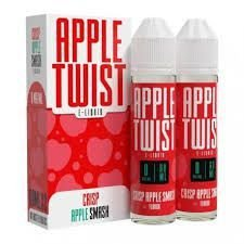 Líquido Twist e-Liquid - Apple - Crisp Apple Smash