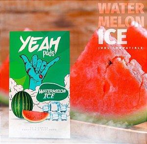 Yeah Pods De Reposição Watermelon Ice - Compatíveis com Juul - Yeah