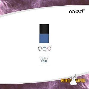 Pod de reposição para Pod System Naked100 - Very Cool