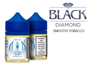 Líquido Halo - Black Diamond (Smooth Tobacco)