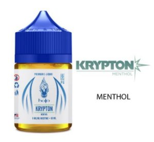 Líquido Halo - Krypton (Sweet Menthol)