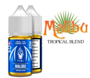 Líquido Halo - Malibu (Tropical Blend)