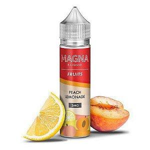 Líquido Magna e-Liquid - Fruits - Peach Lemonade