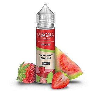 Líquido Magna e-Liquid - Fruits - Strawberry Guayaba