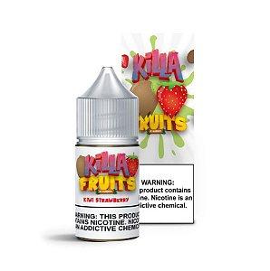 Líquido Nic Salt Killa Fruits - Kiwi Strawberry