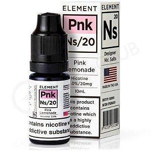 Líquido Element Salt - Pink Lemonade