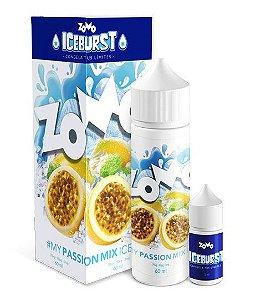 Líquido Zomo - Iceburst - My PassionMix Ice
