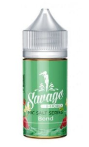 Líquido Salt nicotine Savage - Bond