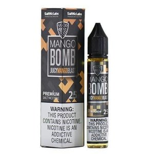 Líquido VGod Salt - Mango Bomb